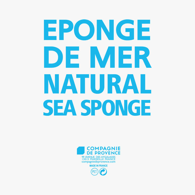 Eponge de mer Compagnie de Provence
