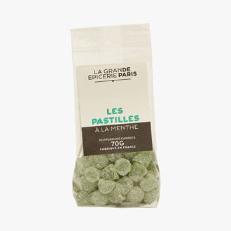 Les pastilles à la menthe La Grande Épicerie de Paris