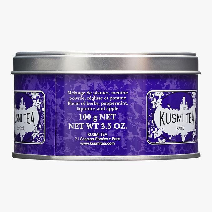 Be Cool metal box Kusmi Tea