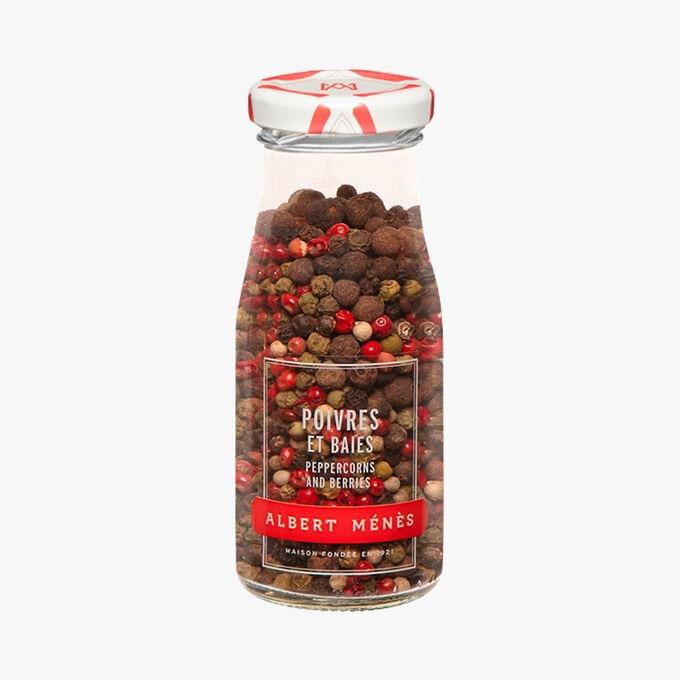 Peppercorns and berries Albert Ménès