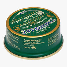Thoïonade, mousse de thon aux olives et aux câpres Conserverie la Belle-Iloise