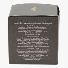 Jardin du Luxembourg flavoured Oolong tea - Box of 25 teabags Dammann Frères