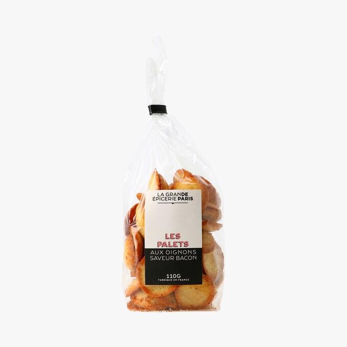 Les palets aux oignons saveur bacon La Grande Épicerie de Paris