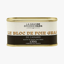 Block of duck foie gras La Grande Épicerie de Paris