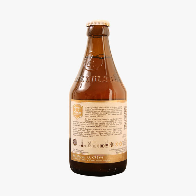 Bière Chimay Triple Chimay