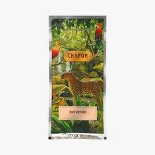 Dark chocolate bar Vietnam Chapon