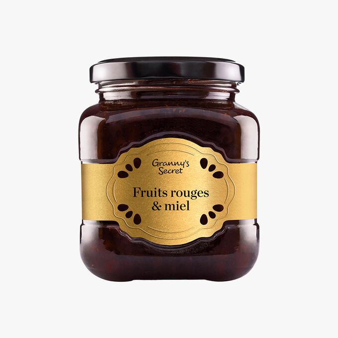 Délice de fruits & miel - Fruits rouges et miel Granny's Secret