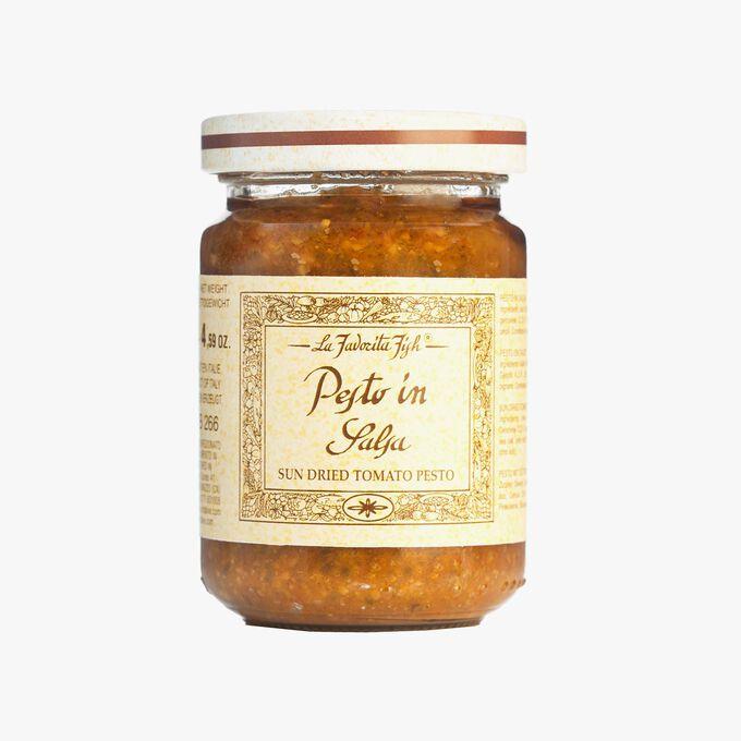 Pesto en sauce La Favorita
