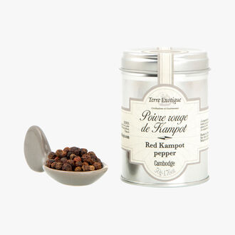 Kampot red pepper Terre Exotique