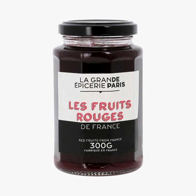 Les fruits rouges de France La Grande Épicerie de Paris