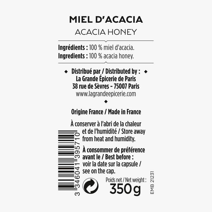 Acacia honey La Grande Épicerie de Paris