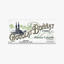 """Puerto Cabello chocolate from """"Venezuela"""" Bonnat"""