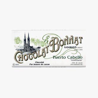 """Chocolat Puerto Cabello """"Venézuela"""" Bonnat"""