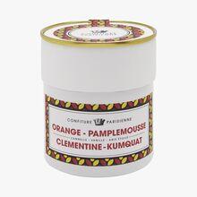 Orange, pamplemousse, clémentine, kumquat Confiture Parisienne