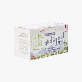 Infusion #digest good - 20 sachets La Tisane du Guide