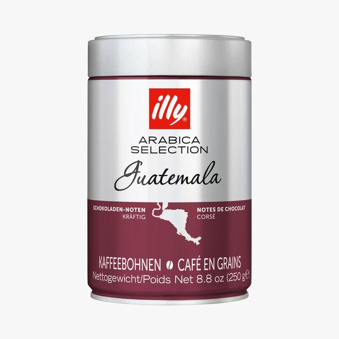Café en grains Arabica sélection Guatemala Illy
