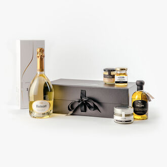 Truffle based gift box null