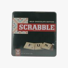 Scrabble en chocolat Chocosuisse