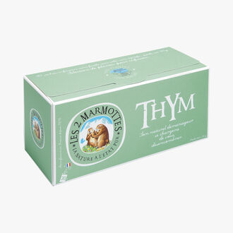 Infusion Thym Les 2 Marmottes