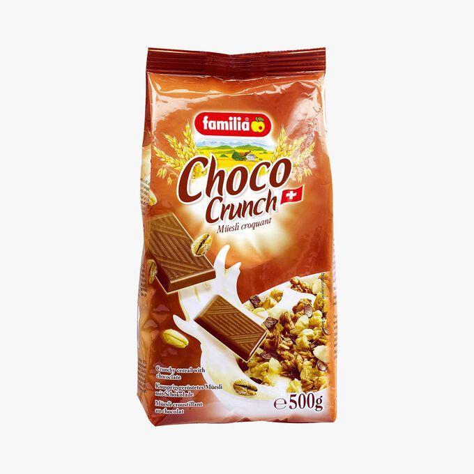 Crispy chocolate muesli Familia