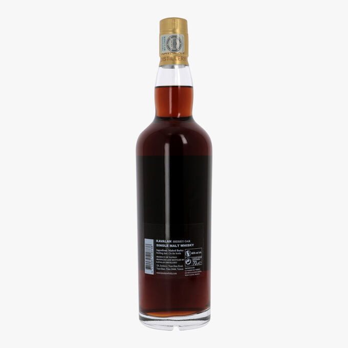 Whisky Kavalan, Ex-Sherry Oak Kavalan