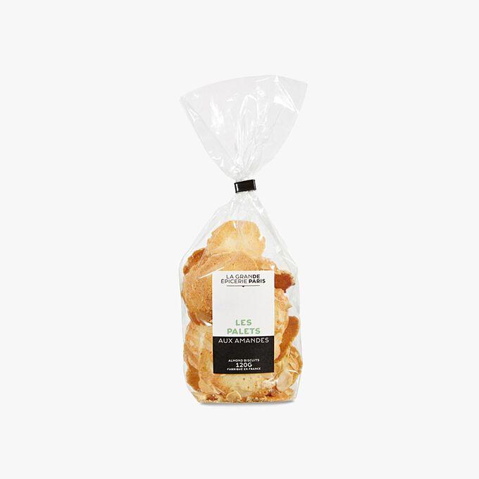 Almond shortbread biscuits La Grande Épicerie de Paris