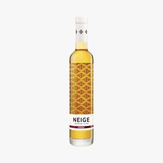 Demi-bouteille Cidre de glace Neige Première Domaine Neige