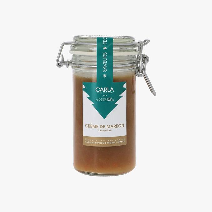 Clementine chestnut cream Daniel Mercier