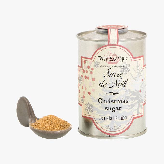 Sucre de Noël Terre Exotique