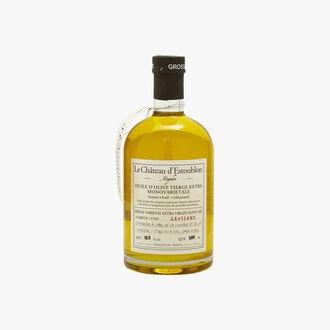 Single-variety extra virgin Grossane olive oil Château d'Estoublon