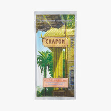 Porcelana dark chocolate bar with a minimum of 73 % cocoa Chapon