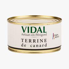 Terrine de canard Vidal