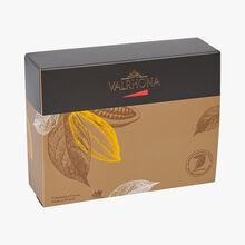 Coffret de 25 chocolats assortis Valrhona