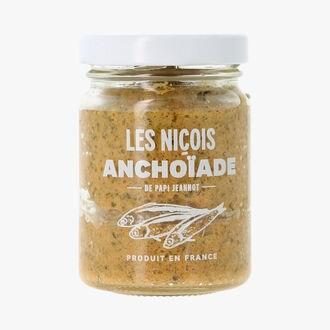 Anchoïade de papi Jeannot Les Niçois