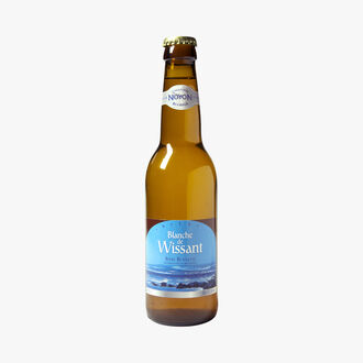 Blanche de Wissant wheat beer Christophe Noyon