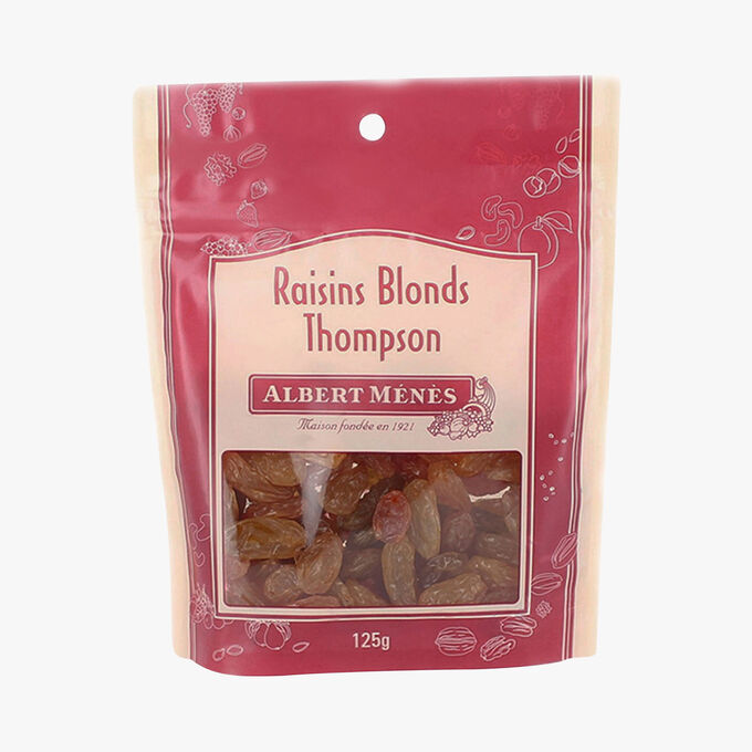 Raisins blonds Thompson Albert Ménès