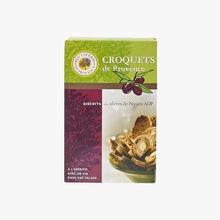 Croquets aux olives de Nyons AOP Biscuiterie de Provence