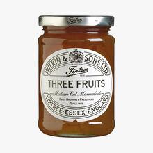 Marmelade aux 3 agrumes, avec écorce moyenne Wilkin & Sons