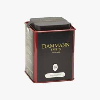 Assam G.F.O.P. (Golden Flowery Orange Pekoe) N° 10 black tea Dammann Frères