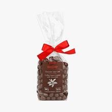 Chocolates with a coffee centre Hédiard