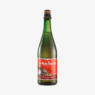 Sweet craft cider La mère Poulard