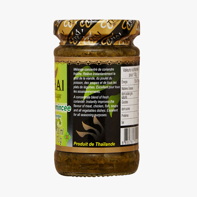 Chopped coriander Thaï Heritage