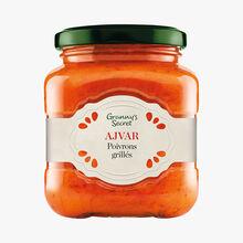 Ajvar, grilled peppers Granny's Secret