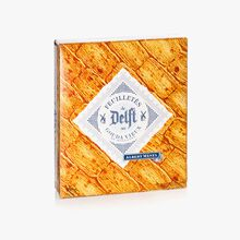 Delft crispies with Gouda cheese Albert Ménès