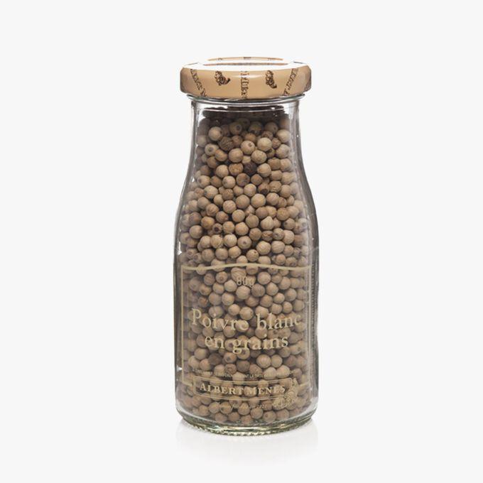 Poivre blanc en grains Albert Ménès