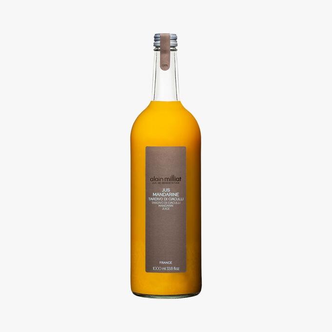 Mandarin juice Alain Milliat