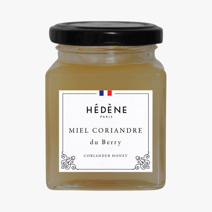 Coriander honey from Berry Hédène
