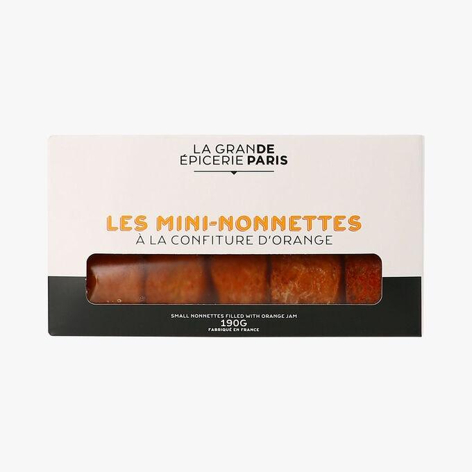 Les mini-nonnettes à la confiture d'orange La Grande Épicerie de Paris