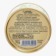 Les Bêtises de Cambrai - Apple Flavour - Box 70 g Afchain