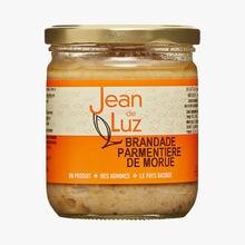 Brandade parmentière de morue Jean De Luz
